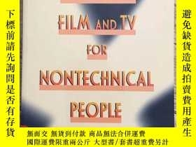 二手書博民逛書店technical罕見film and tv for nonte