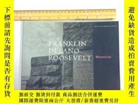 二手書博民逛書店The罕見Franklin Delano Roosevelt Memorial (special Fdr Memo