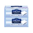 日本絲花化妝棉80片(2入)【寶雅】好用...