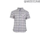 United by Blue 男棉麻短袖襯衫 101-041 kintyre / 城市綠洲 (短袖、襯衫、防曬、輕便、美國)
