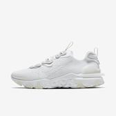 Nike React Vision [CD4373-101] 男鞋 運動 休閒 慢跑 柔軟 緩震 情侶 基本 穿搭 白