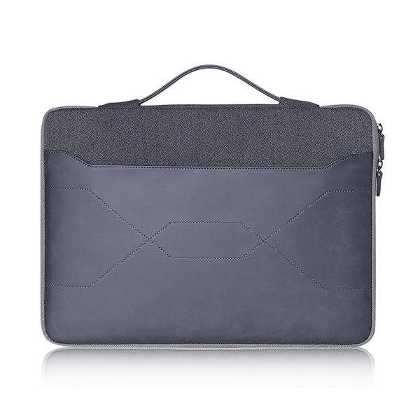 □日系簡約多功能!! 時尚好實用 13吋~14吋 筆記型電腦手提包 □ MacBook Pro MacBook Air DELL XPS 手提包