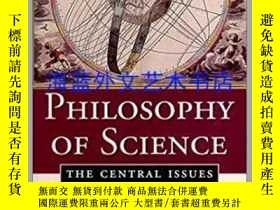 二手書博民逛書店Philosophy罕見of Science: The Cent