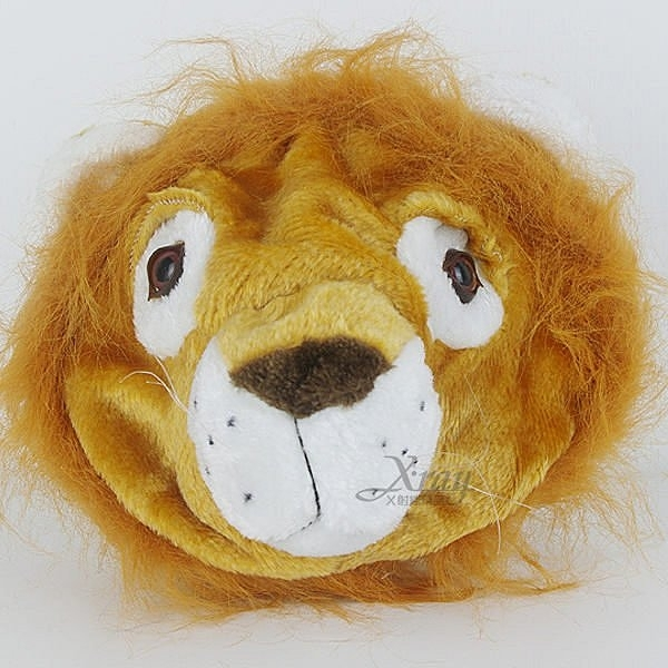節慶王【W010030】獅子款造型帽,馬戲團/李安少年PI/動物造型帽/魔術表演/園遊會/慶生/尾牙