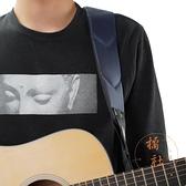 減壓吉他背帶民謠吉他貝斯電吉他背帶肩帶通用【橘社小鎮】