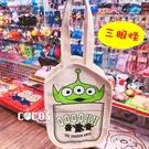 正版 迪士尼 玩具總動員 帆布手提袋 飲料提袋 收納袋 購物袋 三眼怪B款 COCOS DK280