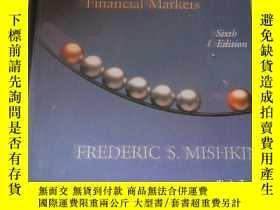二手書博民逛書店The罕見Economics of Money Banking and Financial Markets (Si
