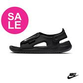 【出清下殺】NIKE SUNRAY ADJUST 5 (GS/PS) 中童 涼鞋 運動型防潑水涼鞋 P7080#黑色◆奧森