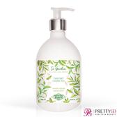 Institut Karite Paris 巴黎乳油木 綠茶花園香氛液體皂(500ml)-公司貨