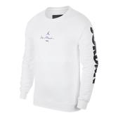 Nike 長袖T恤 Jordan Sportswear Legacy AJ 11 白 黑 男款 正常版型 【ACS】 BQ0198-100