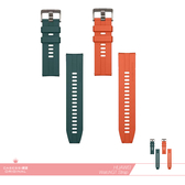 Huawei華為 原廠Watch GT專用 智慧手錶氟橡膠錶帶【台灣公司貨】