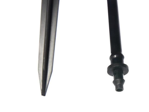 (四分轉兩分兩孔)2分噴灑頭50cm插針式組合包(可噴灑半徑30~100cm)