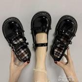 娃娃鞋日繫小皮鞋女學生jk英倫娃娃鞋淺口軟妹少女單鞋學院風復古瑪麗珍(快速出貨)