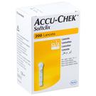羅氏 Accu-Chek 舒柔 採血針 SOFTCLIX (200支/ 盒)