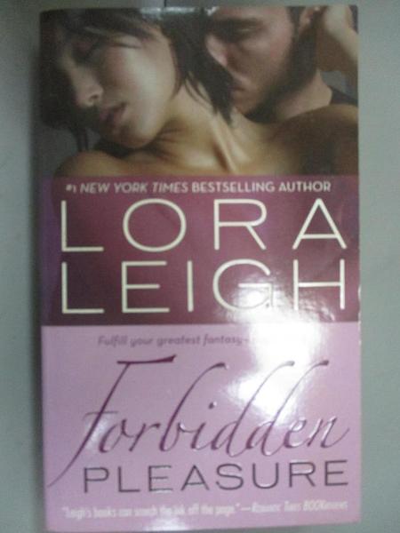 【書寶二手書T9/原文小說_BRV】Forbidden Pleasure_Leigh, Lora