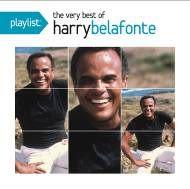 哈利貝拉方提 巨星金曲精選 CD Harry Belafonte Playlist: The Very Best Of Harry Belafonte Mama Look A Boo Boo