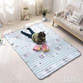 床墊全棉防滑四季通用薄款鋪床褥子1.8m米夏季保護墊床護墊可水洗 LR6914【原創風館】