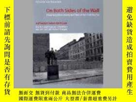 二手書博民逛書店On罕見Both Sides of the Wall: Preserving Monuments and Site