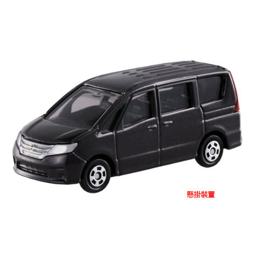【 TOMICA火柴盒小汽車 】TM099 NISSAN SERENA ╭★ JOYBUS玩具百貨