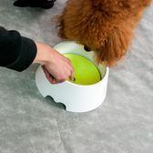 餵食器 不濕嘴水碗狗狗喝水碗自動升降寵物狗狗飲水器喝水器防濺食盆狗碗