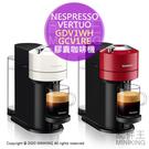 日本代購 空運 2020新款 NESPRESSO VERTUO GDV1WH GCV1RE 膠囊咖啡機 crema