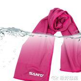 排汗毛巾 北京森林戶外新款吸濕排汗速干冰涼吸汗冰巾降暑降溫運動冷巾 原野部落