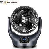 循環扇  Whirlpool/惠而浦WCF-20EB /20YH空氣循環電風扇遙控靜音台式節能 igo 玩趣3C