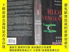 二手書博民逛書店blood罕見and vengeanceY475 講述波西尼亞大