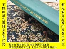 二手書博民逛書店日本地區的地殼和上地幔罕見地質學和地球化學THE CRUST AND UPPER MANTLE OF THE JA