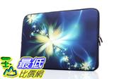 [106美國直購] 防護袋 YIDA 15-15.6吋 B01LPUNO9W Laptop Sleeve Case Handle Bag Neoprene Cover, Flower