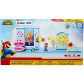 《 任天堂 》超級瑪利歐 任天堂2.5吋海底世界豪華組 / JOYBUS玩具百貨