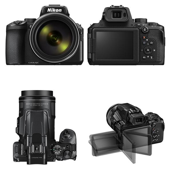 Nikon COOLPIX P950〔83倍光學變焦〕公司貨 登錄送禮券 11/30止