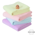嬰兒浴巾兒童新生兒寶寶洗澡比純棉紗布超柔吸水毛巾【時尚大衣櫥】