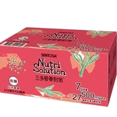 三多營養對策高纖活力飲紅茶拿鐵 240ml X24罐/箱【愛買】