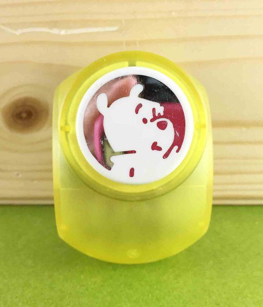 【震撼精品百貨】Winnie the Pooh 小熊維尼~打洞器-頭