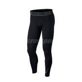 Nike 長褲 Pro Dri-FIT Therma Tights 黑 灰 男款 緊身褲 運動 訓練 【ACS】 929712-010