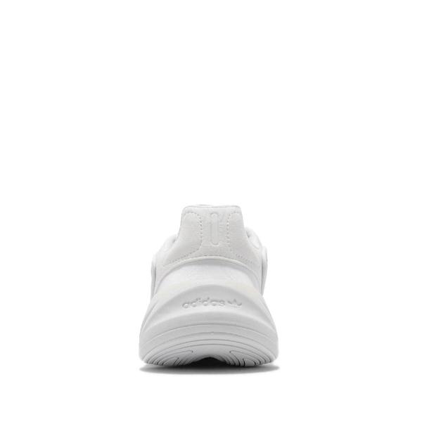 adidas 休閒鞋 Ozelia 白 全白 男女鞋 反光 小YEEZY 肯爺 老爹鞋 愛迪達 【ACS】 H04251