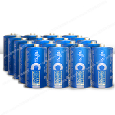 Fujitsu富士通 碳鋅2號電池(20顆入) R14 F-GP