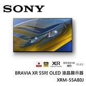 【南紡購物中心】Sony BRAVIA XR 55吋 OLED 液晶顯示器 XRM-55A80J