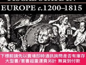 二手書博民逛書店The罕見Rise Of The Fiscal State In Europe, C. 1200-1815Y4