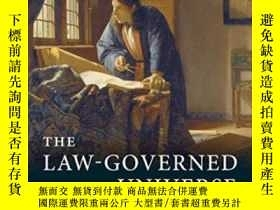 二手書博民逛書店【罕見】The Law-governed Universe 20