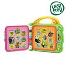 LeapFrog跳跳蛙全英玩具-100單字動物互動認知圖鑑【六甲媽咪】