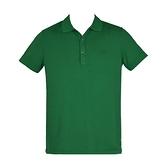 【南紡購物中心】HUGO BOSS 經典標誌配色男款POLO衫-草綠