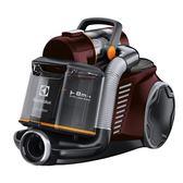 【Electrolux 伊萊克斯】旋風集塵盒吸塵器ZUF4303REM(贈吸頭)