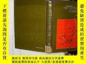 二手書博民逛書店ELEMENTARY罕見STATISTICS 初等統計學 32開