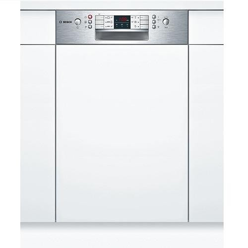 【得意家電】德國 BOSCH 博世 SPI66MS00X 6系列 45 cm 洗碗機 半嵌式 (10 人份) ※熱線 07-7428010