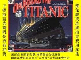 二手書博民逛書店B008TB9IU0罕見On Board the Titanic: What It Was Like When t