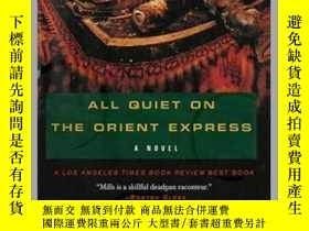 二手書博民逛書店All罕見Quiet on the Orient ExpressY410016 Magnus Mills Sk