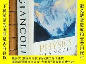 二手書博民逛書店Physics罕見Giancoli ( Sixth Editio