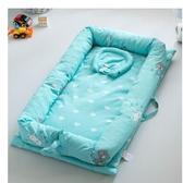 嬰兒哄睡神器床中床可摺疊